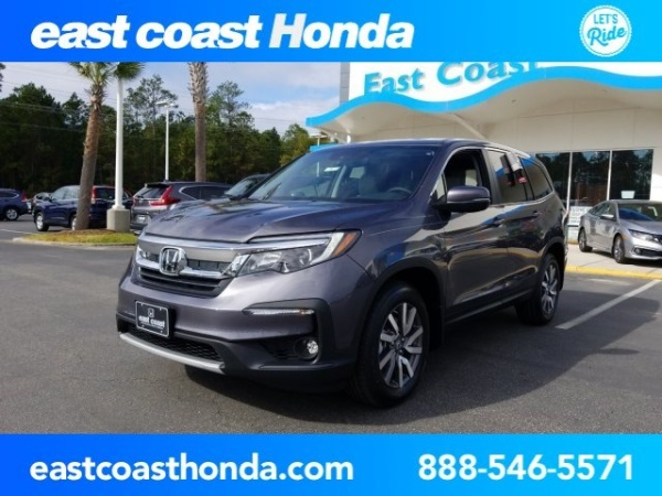 2020 Honda Pilot in Myrtle Beach, SC