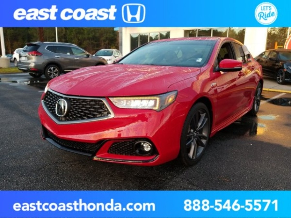 2019 Acura TLX in Myrtle Beach, SC