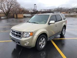 2010 Ford Escape For Sale >> Used Ford Escape For Sale In Brigham City Ut 143 Used