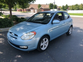 Used 2008 Hyundai Accent SE Hatchback Manual For Sale In Bountiful, UT