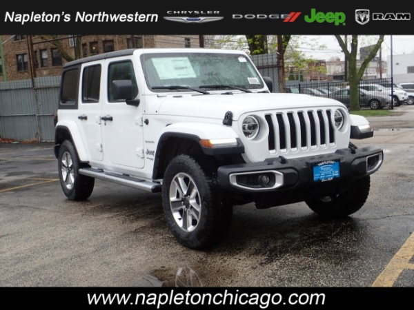 2020 Jeep Wrangler in Chicago, IL