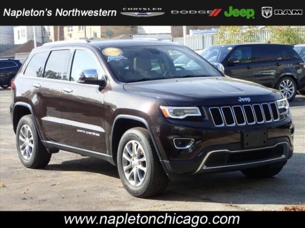 2016 Jeep Grand Cherokee in Chicago, IL