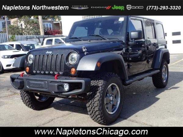 2013 Jeep Wrangler in Chicago, IL
