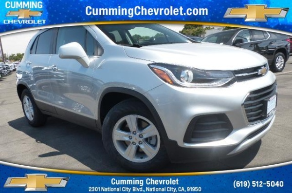 2019 Chevrolet Trax in National City, CA