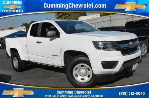 2018 Chevrolet Colorado in National City, CA