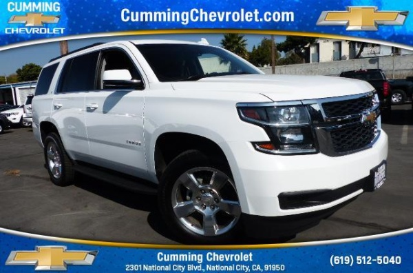 2016 Chevrolet Tahoe in National City, CA