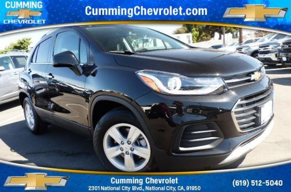 2020 Chevrolet Trax in National City, CA