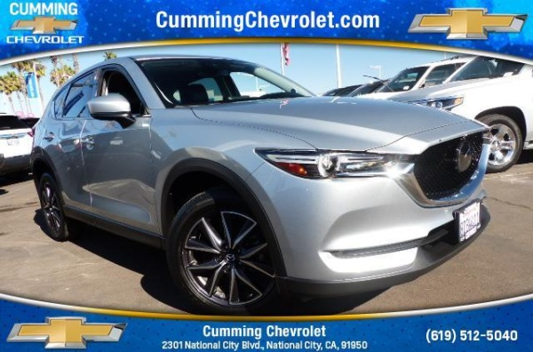 2018 Mazda CX-5 in National City, CA