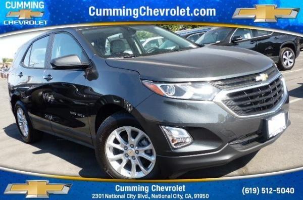 2020 Chevrolet Equinox in National City, CA