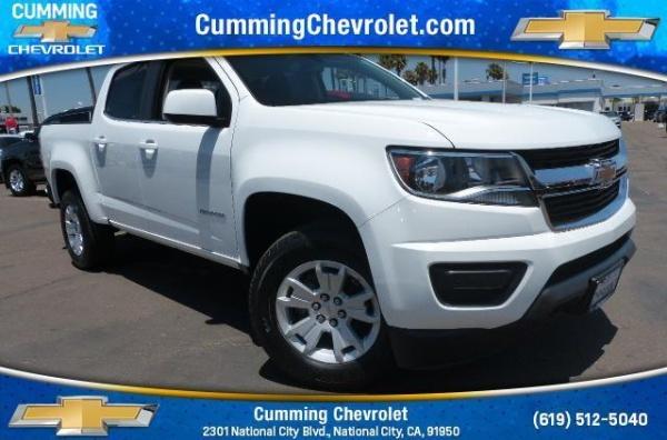 2019 Chevrolet Colorado in National City, CA