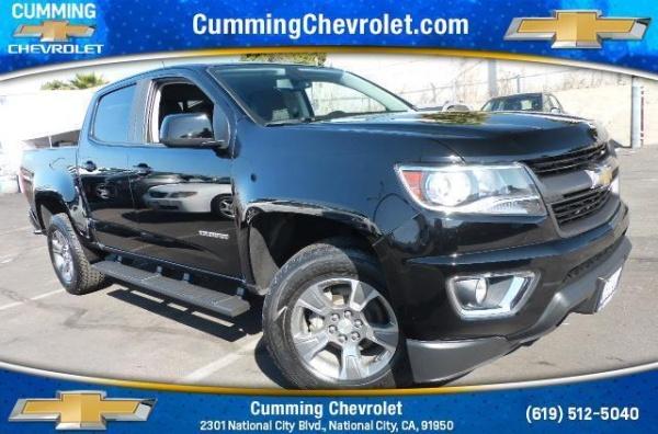 2017 Chevrolet Colorado in National City, CA