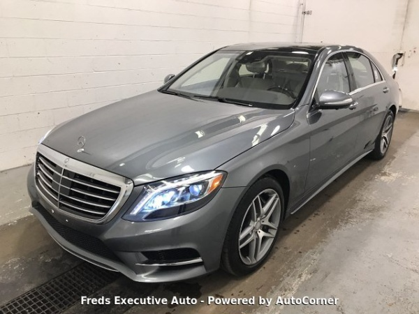 2016 Mercedes-Benz S-Class in Woodbridge, VA