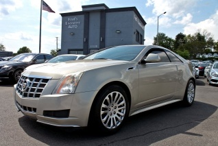 2013 Cadillac Cts Coupe >> Used Cadillac Cts Coupes For Sale In Glen Burnie Md Truecar
