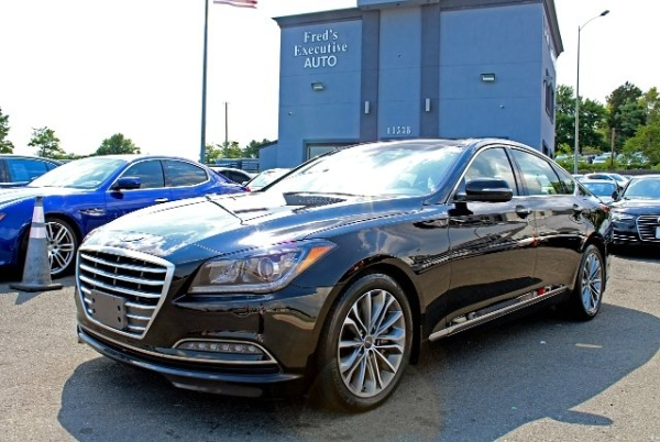 2016 Hyundai Genesis in Woodbridge, VA