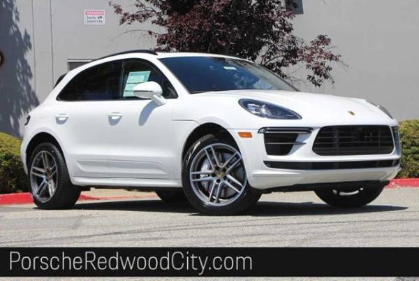 2020 Porsche Macan in Redwood City, CA