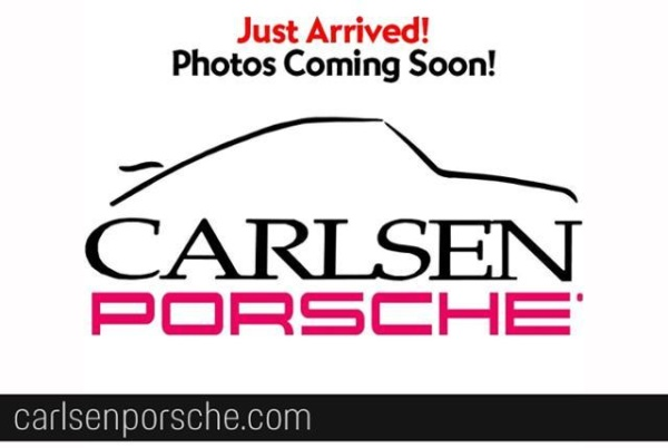 2019 Porsche Cayman Coupe