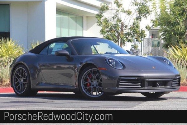 2020 Porsche 911 in Redwood City, CA