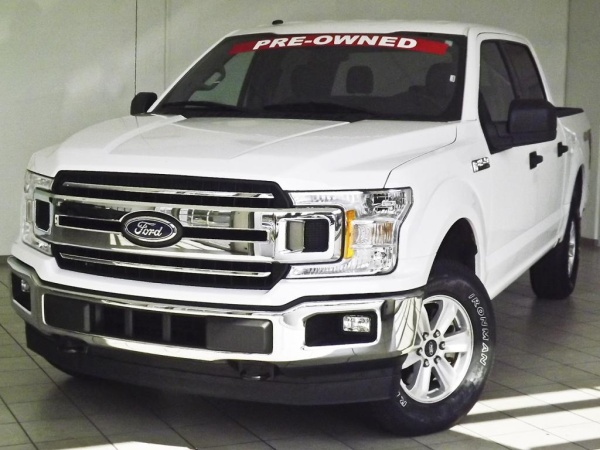 2018 Ford F-150 in Hot Springs, AR