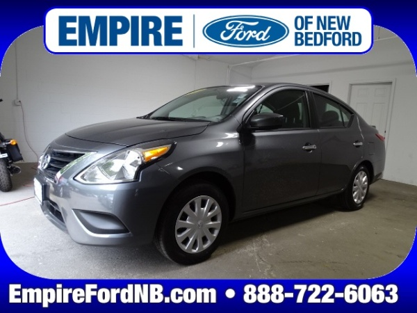 2019 Nissan Versa in New Bedford, MA