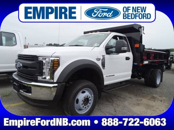 2019 Ford Super Duty F-550 in New Bedford, MA
