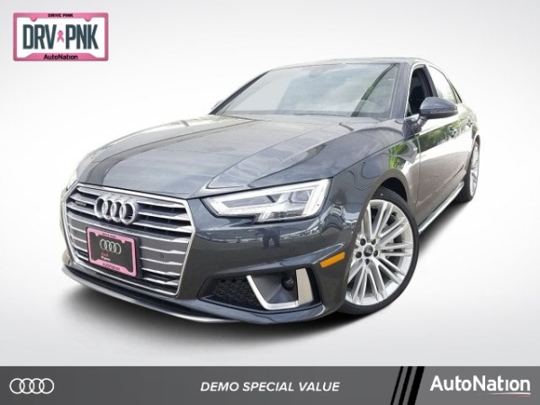 2019 Audi A4 in Plano, TX