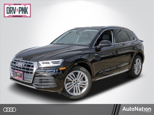2020 Audi Q5 in Plano, TX