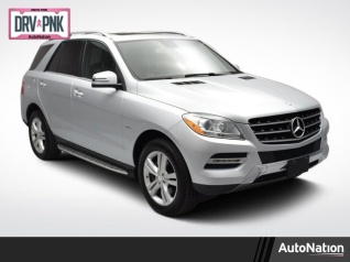 Used 2012 Mercedes Benz M Class For Sale Truecar