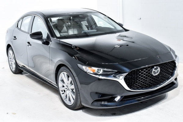 2019 Mazda Mazda3 Preferred Package