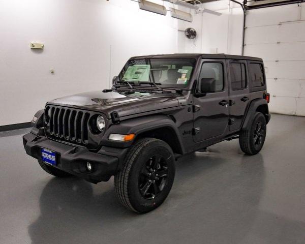 2020 Jeep Wrangler in Blair, NE