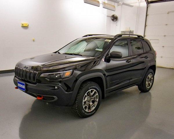 2020 Jeep Cherokee in Blair, NE