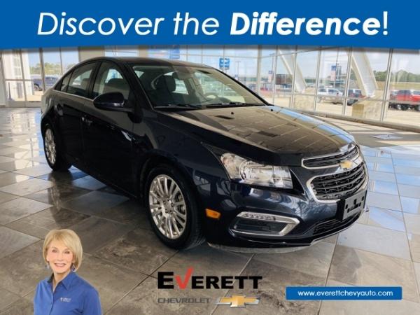 2016 Chevrolet Cruze Limited in Benton, AR
