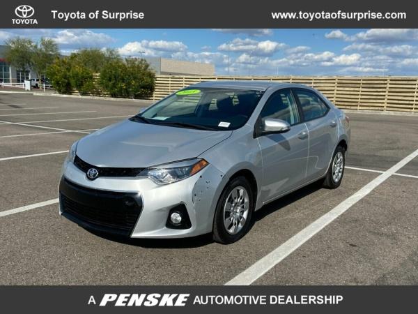 2015 Toyota Corolla in Surprise, AZ
