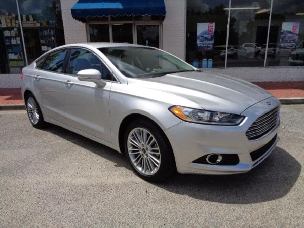 2014 Ford Fusion in Hemingway, SC