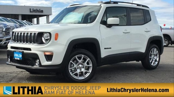 2019 Jeep Renegade in Helena, MT