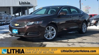 Used Chevrolet Impala For Sale In Helena Mt 8 Used Impala