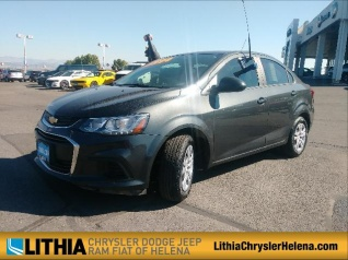 Used Chevrolet Sonic For Sale In Butte Mt 2 Used Sonic