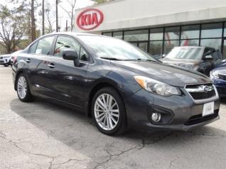 2014 Subaru Impreza 20i Limited Sedan Auto For Sale In New Bern NC