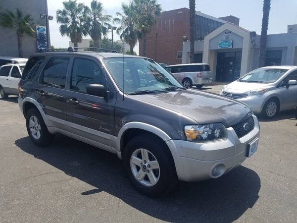 2005 Ford Escape Hybrid 23l 4wd For Sale In Hawthorne Ca Truecar