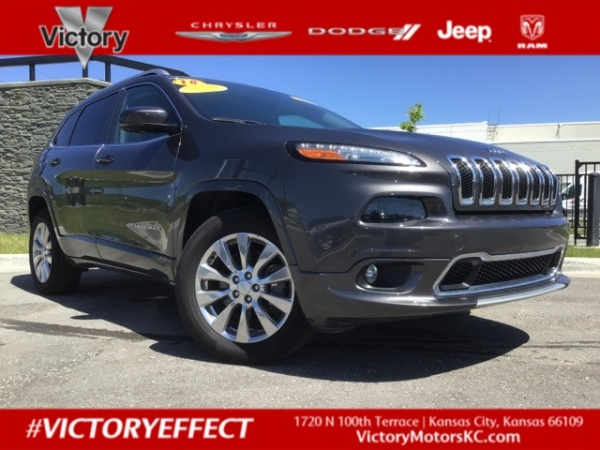 2018 Jeep Cherokee in Kansas City, KS