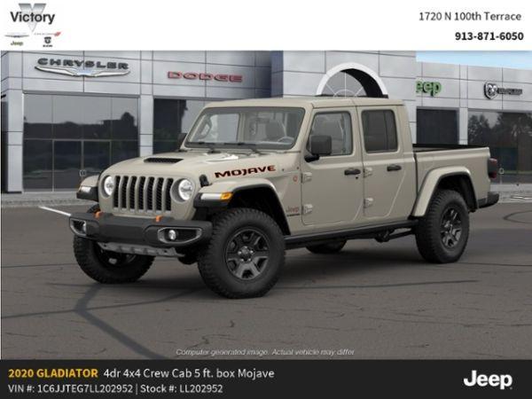 2020 Jeep Gladiator in Kansas City, KS