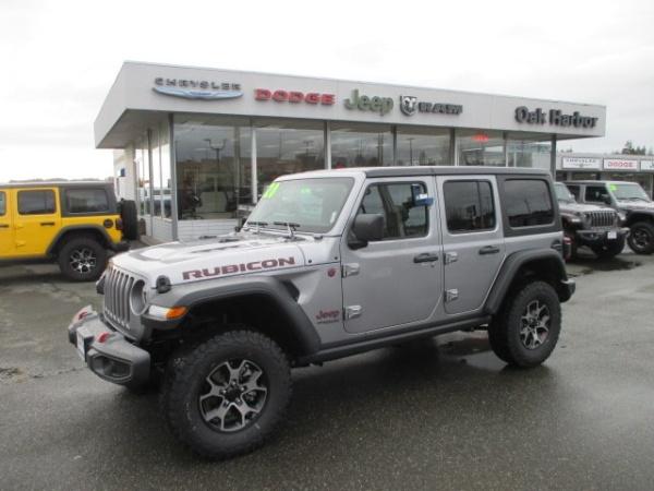 2020 Jeep Wrangler in Oak Harbor, WA
