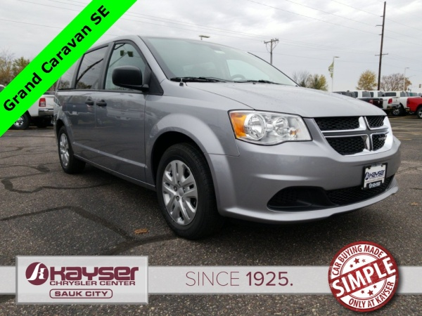 2019 Dodge Grand Caravan in Sauk City, WI