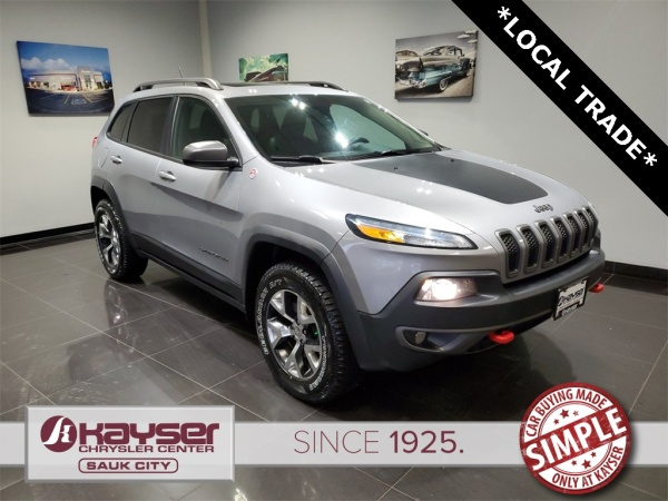 2014 Jeep Cherokee in Sauk City, WI