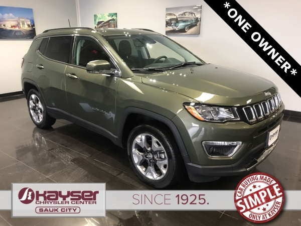 2019 Jeep Compass in Sauk City, WI