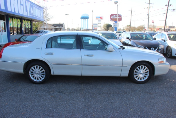 2004 Lincoln Town Car Ultimate For Sale In Metairie La Truecar