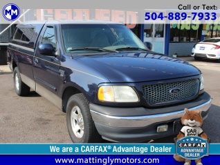 Used  Ford F  Xlt Regular Cab  Rwd For Sale In Metairie