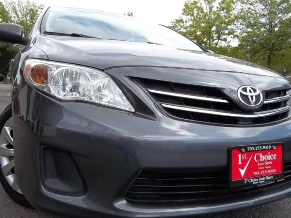 2013 Toyota Corolla in Fairfax, VA