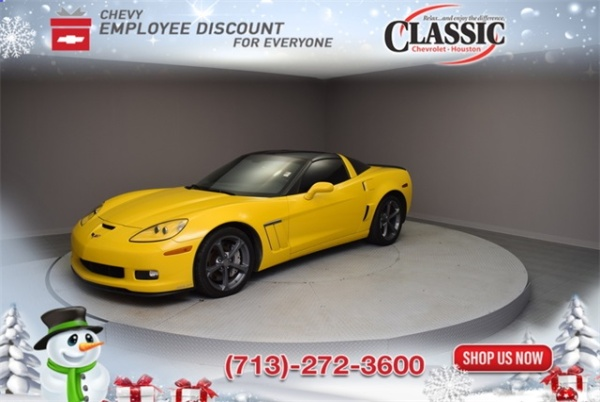 2011 Chevrolet Corvette in Houston, TX