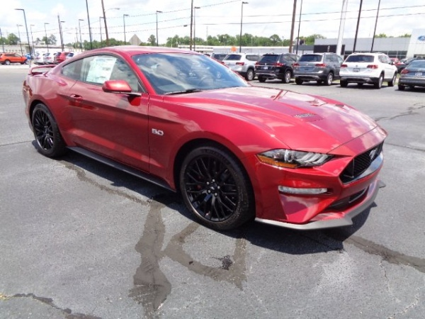 2019 Ford Mustang in Florence, SC
