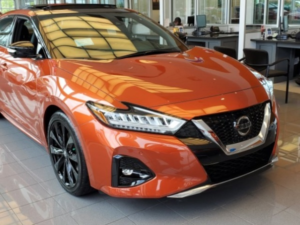 2020 Nissan Maxima in Newnan, GA